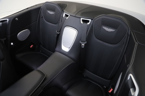 New 2020 Aston Martin DB11 Volante Convertible for sale $240,411 at Aston Martin of Greenwich in Greenwich CT 06830 23