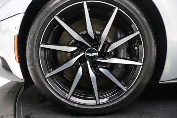 New 2020 Aston Martin DB11 Volante Convertible for sale $240,411 at Aston Martin of Greenwich in Greenwich CT 06830 25
