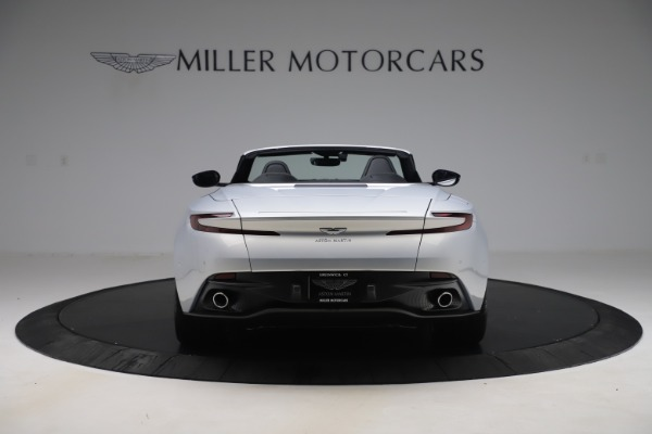 Used 2020 Aston Martin DB11 Volante Convertible for sale Sold at Aston Martin of Greenwich in Greenwich CT 06830 5