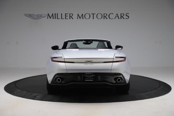 Used 2020 Aston Martin DB11 Volante Convertible for sale $240,411 at Aston Martin of Greenwich in Greenwich CT 06830 5