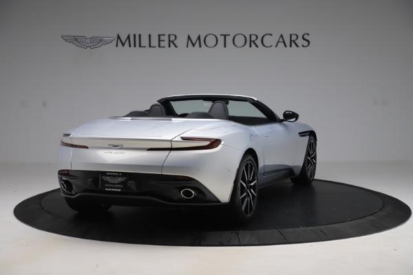 Used 2020 Aston Martin DB11 Volante Convertible for sale $240,411 at Aston Martin of Greenwich in Greenwich CT 06830 6