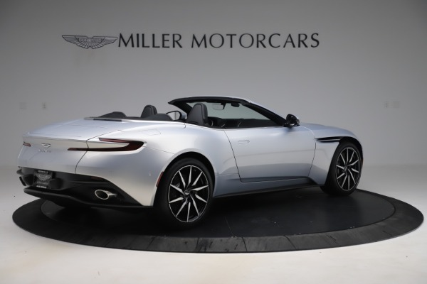 Used 2020 Aston Martin DB11 Volante Convertible for sale Sold at Aston Martin of Greenwich in Greenwich CT 06830 7