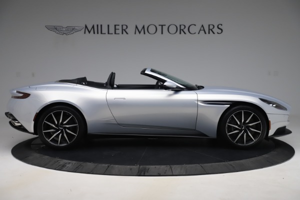 Used 2020 Aston Martin DB11 Volante Convertible for sale Sold at Aston Martin of Greenwich in Greenwich CT 06830 8
