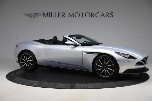 Used 2020 Aston Martin DB11 Volante Convertible for sale Sold at Aston Martin of Greenwich in Greenwich CT 06830 9