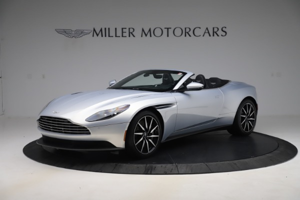 Used 2020 Aston Martin DB11 Volante Convertible for sale Sold at Aston Martin of Greenwich in Greenwich CT 06830 1