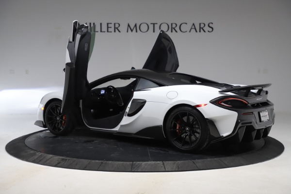 Used 2019 McLaren 600LT Coupe for sale $237,900 at Aston Martin of Greenwich in Greenwich CT 06830 11