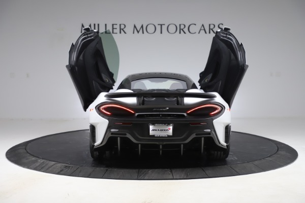 Used 2019 McLaren 600LT Coupe for sale $219,900 at Aston Martin of Greenwich in Greenwich CT 06830 12