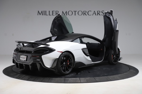 Used 2019 McLaren 600LT Coupe for sale $219,900 at Aston Martin of Greenwich in Greenwich CT 06830 13
