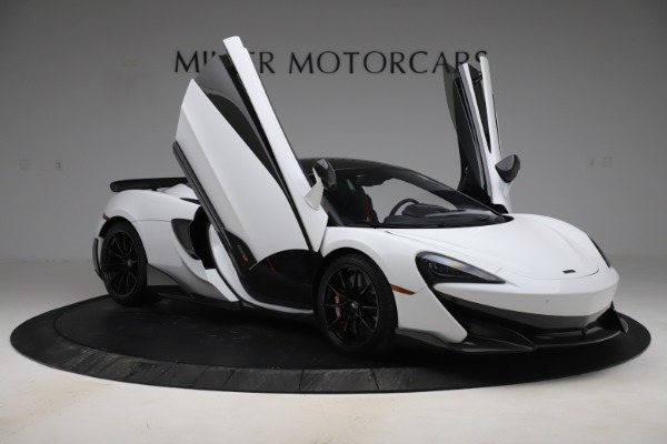 Used 2019 McLaren 600LT Coupe for sale $219,900 at Aston Martin of Greenwich in Greenwich CT 06830 14