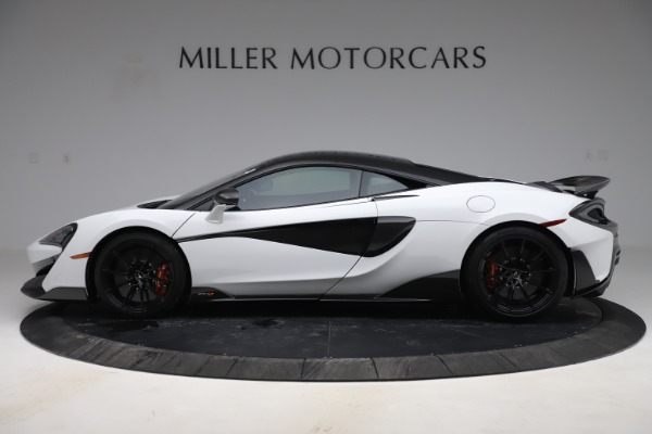 Used 2019 McLaren 600LT Coupe for sale $237,900 at Aston Martin of Greenwich in Greenwich CT 06830 2