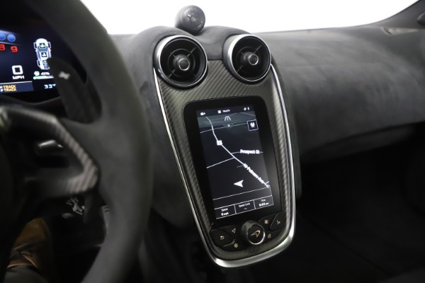 Used 2019 McLaren 600LT Coupe for sale $219,900 at Aston Martin of Greenwich in Greenwich CT 06830 22