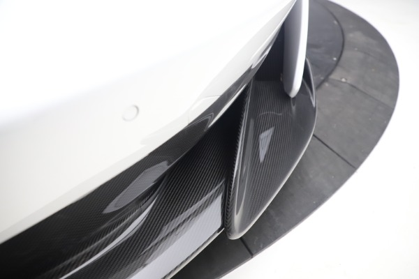 Used 2019 McLaren 600LT Coupe for sale $237,900 at Aston Martin of Greenwich in Greenwich CT 06830 27