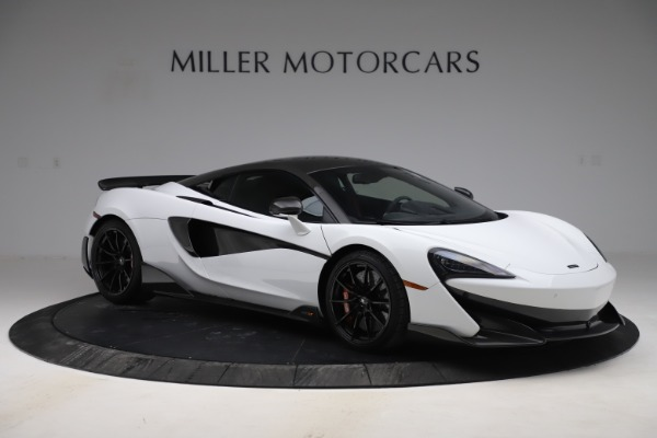 Used 2019 McLaren 600LT Coupe for sale $237,900 at Aston Martin of Greenwich in Greenwich CT 06830 7