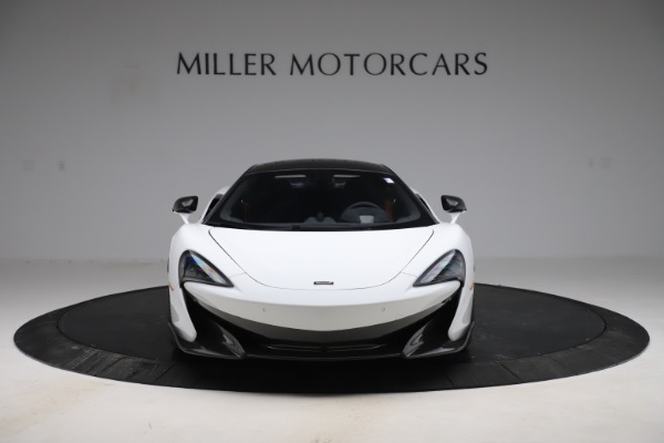 Used 2019 McLaren 600LT Coupe for sale $237,900 at Aston Martin of Greenwich in Greenwich CT 06830 8