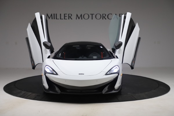 Used 2019 McLaren 600LT Coupe for sale $219,900 at Aston Martin of Greenwich in Greenwich CT 06830 9