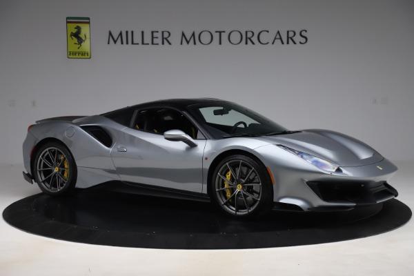 Used 2019 Ferrari 488 Pista for sale $429,900 at Aston Martin of Greenwich in Greenwich CT 06830 10
