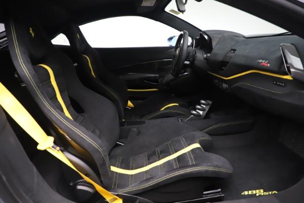 Used 2019 Ferrari 488 Pista for sale Sold at Aston Martin of Greenwich in Greenwich CT 06830 18