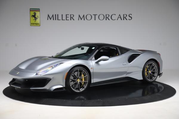 Used 2019 Ferrari 488 Pista for sale $429,900 at Aston Martin of Greenwich in Greenwich CT 06830 2