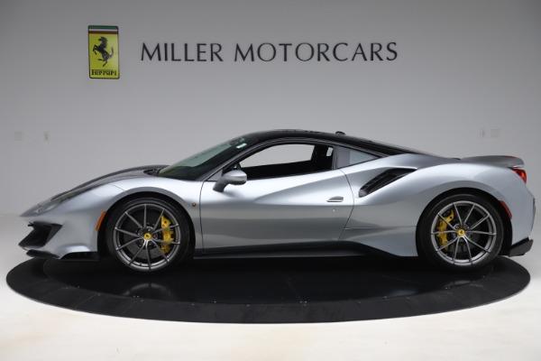Used 2019 Ferrari 488 Pista for sale Sold at Aston Martin of Greenwich in Greenwich CT 06830 3