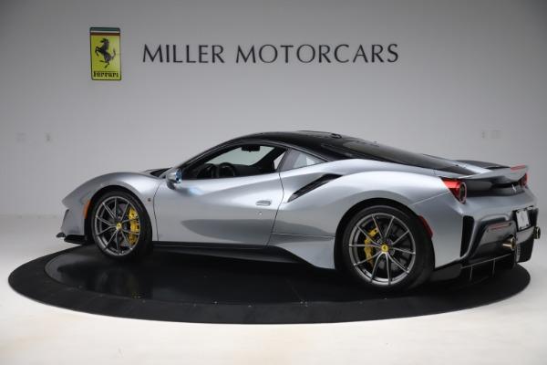 Used 2019 Ferrari 488 Pista for sale $429,900 at Aston Martin of Greenwich in Greenwich CT 06830 4