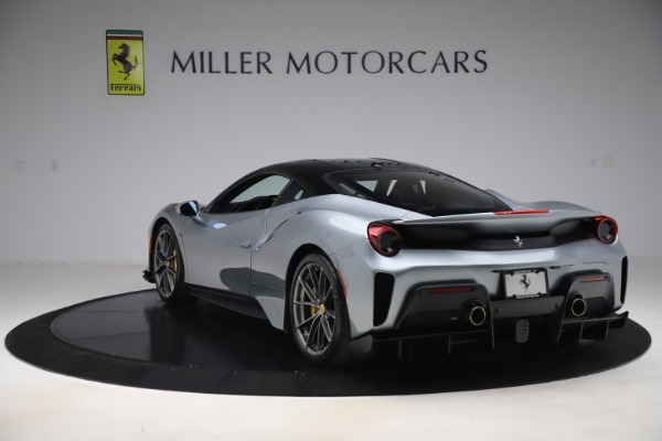Used 2019 Ferrari 488 Pista for sale $429,900 at Aston Martin of Greenwich in Greenwich CT 06830 5