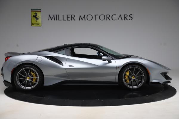 Used 2019 Ferrari 488 Pista for sale Sold at Aston Martin of Greenwich in Greenwich CT 06830 9
