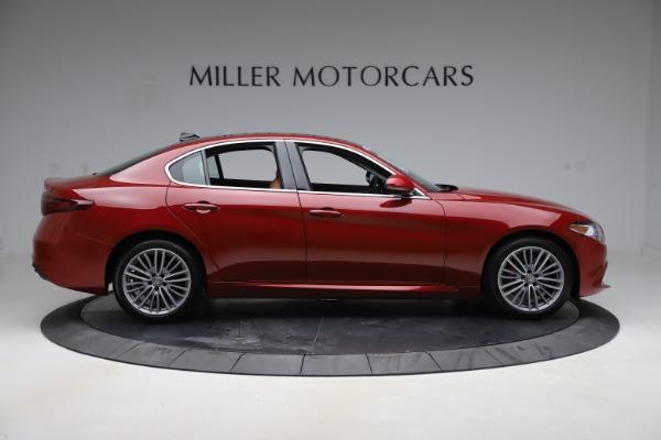 New 2019 Alfa Romeo Giulia Ti Lusso Q4 for sale Sold at Aston Martin of Greenwich in Greenwich CT 06830 9