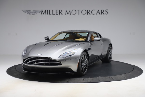 Used 2017 Aston Martin DB11 V12 Coupe for sale $149,990 at Aston Martin of Greenwich in Greenwich CT 06830 12