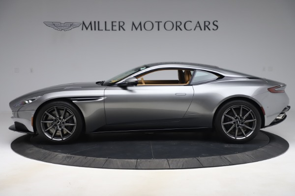 Used 2017 Aston Martin DB11 V12 Coupe for sale $149,990 at Aston Martin of Greenwich in Greenwich CT 06830 2