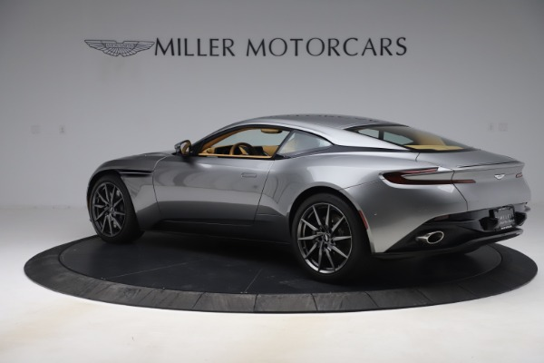 Used 2017 Aston Martin DB11 V12 Coupe for sale $149,990 at Aston Martin of Greenwich in Greenwich CT 06830 3