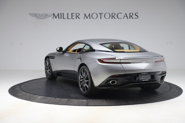 Used 2017 Aston Martin DB11 V12 Coupe for sale $149,990 at Aston Martin of Greenwich in Greenwich CT 06830 4
