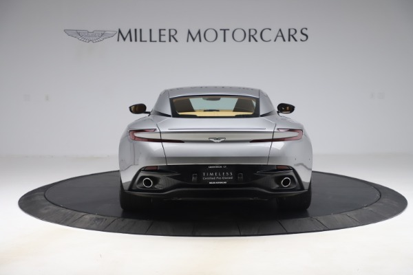 Used 2017 Aston Martin DB11 V12 Coupe for sale $149,990 at Aston Martin of Greenwich in Greenwich CT 06830 5