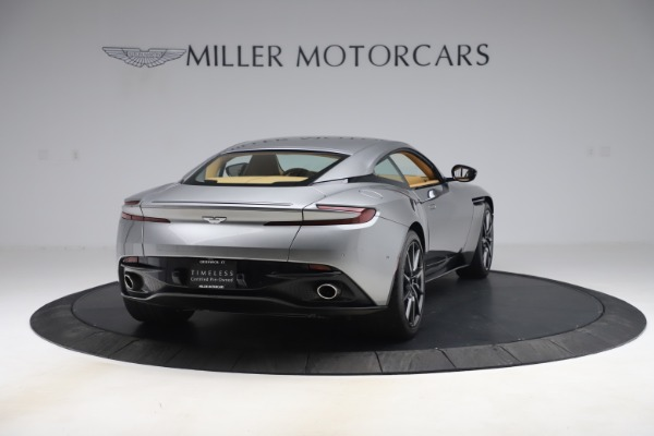 Used 2017 Aston Martin DB11 V12 Coupe for sale $149,990 at Aston Martin of Greenwich in Greenwich CT 06830 6