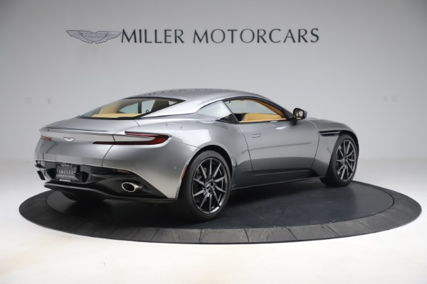 Used 2017 Aston Martin DB11 V12 Coupe for sale $149,990 at Aston Martin of Greenwich in Greenwich CT 06830 7