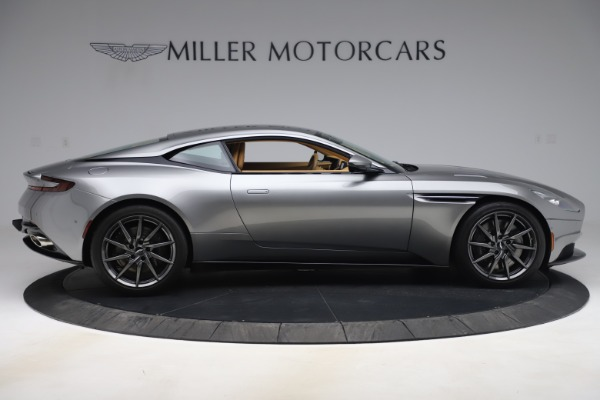 Used 2017 Aston Martin DB11 V12 Coupe for sale $149,990 at Aston Martin of Greenwich in Greenwich CT 06830 8