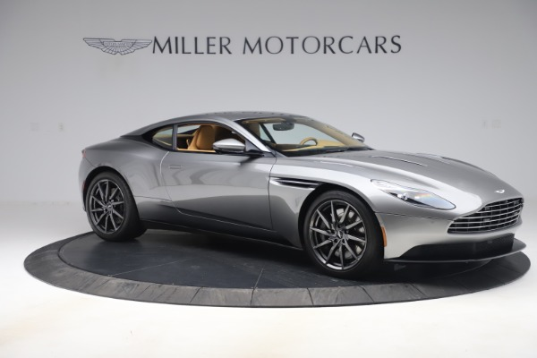 Used 2017 Aston Martin DB11 V12 Coupe for sale $149,990 at Aston Martin of Greenwich in Greenwich CT 06830 9