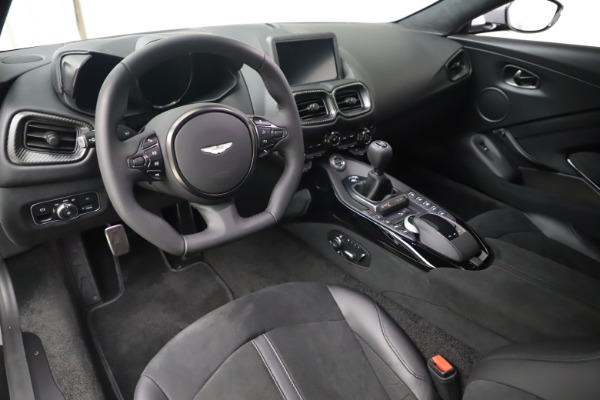 Used 2020 Aston Martin Vantage AMR Coupe for sale Sold at Aston Martin of Greenwich in Greenwich CT 06830 13