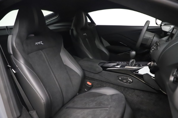 Used 2020 Aston Martin Vantage AMR Coupe for sale Sold at Aston Martin of Greenwich in Greenwich CT 06830 19