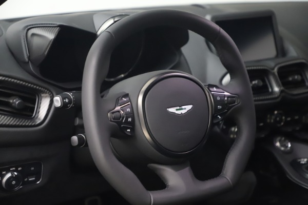 Used 2020 Aston Martin Vantage AMR Coupe for sale Sold at Aston Martin of Greenwich in Greenwich CT 06830 20