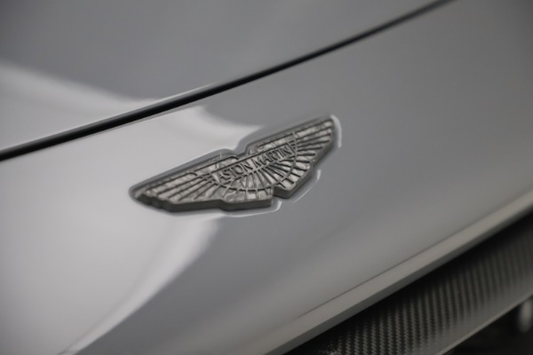 Used 2020 Aston Martin Vantage AMR Coupe for sale Sold at Aston Martin of Greenwich in Greenwich CT 06830 24