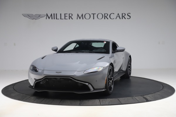 Used 2020 Aston Martin Vantage AMR Coupe for sale Sold at Aston Martin of Greenwich in Greenwich CT 06830 3