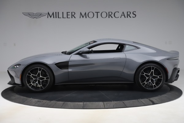 Used 2020 Aston Martin Vantage AMR Coupe for sale Sold at Aston Martin of Greenwich in Greenwich CT 06830 4