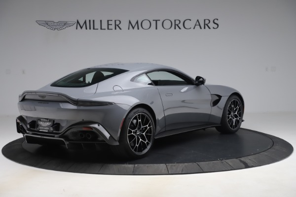 Used 2020 Aston Martin Vantage AMR Coupe for sale Sold at Aston Martin of Greenwich in Greenwich CT 06830 9
