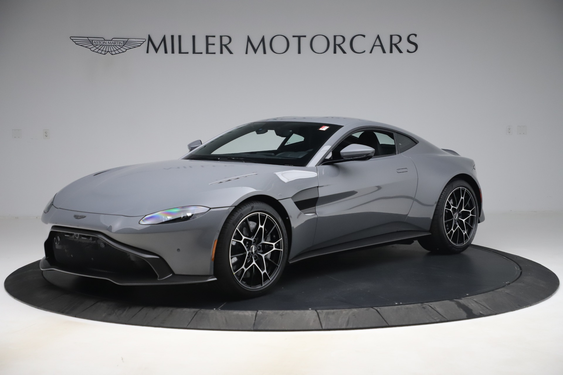 Used 2020 Aston Martin Vantage AMR Coupe for sale Sold at Aston Martin of Greenwich in Greenwich CT 06830 1