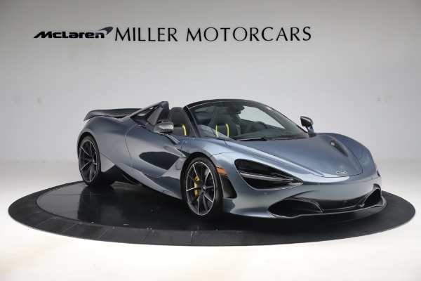 Used 2020 McLaren 720S Spider Convertible for sale Sold at Aston Martin of Greenwich in Greenwich CT 06830 11