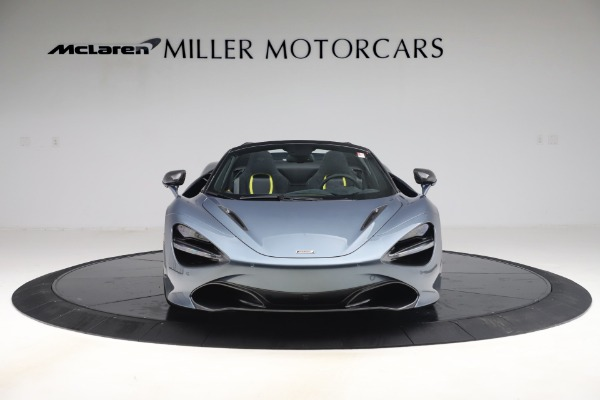Used 2020 McLaren 720S Spider Convertible for sale Sold at Aston Martin of Greenwich in Greenwich CT 06830 12