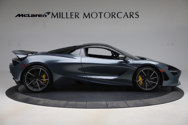 Used 2020 McLaren 720S Spider Convertible for sale Sold at Aston Martin of Greenwich in Greenwich CT 06830 13
