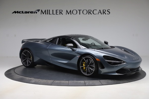 Used 2020 McLaren 720S Spider Convertible for sale Sold at Aston Martin of Greenwich in Greenwich CT 06830 14