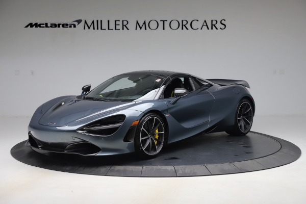 Used 2020 McLaren 720S Spider Convertible for sale Sold at Aston Martin of Greenwich in Greenwich CT 06830 15