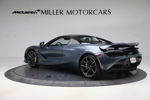 Used 2020 McLaren 720S Spider Convertible for sale Sold at Aston Martin of Greenwich in Greenwich CT 06830 17